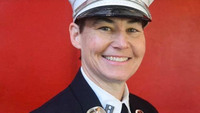 FDNY promotes 2nd-ever female battalion chief