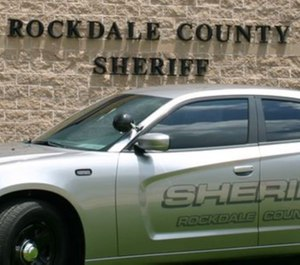 Rockdale County Lt. Scott Stewart performed CPR on a 2-year-old boy until paramedics arrived. (Photo/Rockdale County Sheriff)