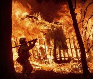 As of this article's publication, news outlets report that 88people have been killed in the Camp fire in Northern California, making it the deadliest fire in state history. (Photo/AP)
