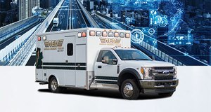Traumahawk Telematics generates advanced vehicle informatics. (Courtesy photo)