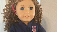 American Girl dolls feature a hero with heart