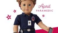 Va. EMT made into American Girl doll