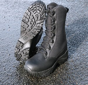 The secret to the ALTAI MF Tactical Tall/Short Black boot's durability is its highly functional upper material built using SuperFabric.