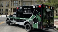 Tactical ambulance to support Wyoming SWAT team