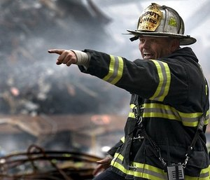 Giving firefighters the support to manage their stress is essential if they're to continue doing their job.