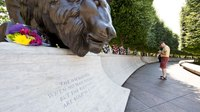 Engravers to add 394 LODD names this year to NLEOMF wall
