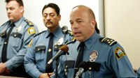 St. Paul police chief: Cops are 'pushed to the brink,' more funding needed