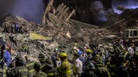 Study: 9/11 first responders can lower risk of lung injury from Ground Zero toxins