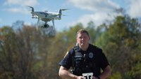 Utilizing drones for situational awareness during adversarial crises