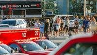 1 dead, dozens of hostages freed after standoff at LA supermarket