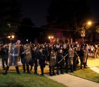 Mo. official sues city over police use of tear gas at protest