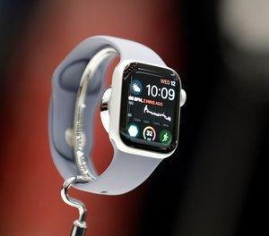 An Ohio man credits his Apple Watch's heart rate monitor with saving his life after it revealed that his resting heart rate was 210 beats per minute.