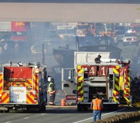 4 dead in 28-vehicle Colo. pileup; truck driverarrested