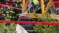 'Terrifying': 4 dead after crane falls on busy Seattle street