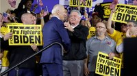 IAFF releases statement on election of Joe Biden as next president