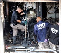 NYapartment fire claims 6 lives, including 4 children