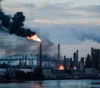 Fire, explosions rock Philadelphia oil refinery