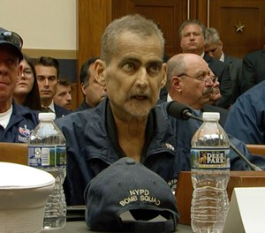 Alvarez, who was a leader in the fight for the Sept. 11 Victims Compensation Fund died Saturday, June 29 at age 53.