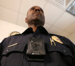 One researcher recommends every patrol officer on a department is equipped with body cameras.