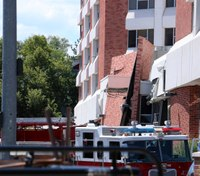 Firefighters respond to explosion at University of Nevada dormitory