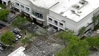 Firefighters respond to Fla. shopping plaza explosion