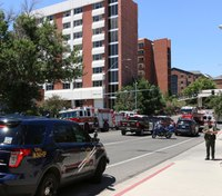 Official: Boiler explosion triggered gas blast at Nevada dorm