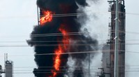 37 injured in Texas Exxon Mobil refinery explosion and fire