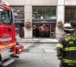 Focusing on margin gives us a great way to both monitor risk and how we respond to it. (Photo/Seattle Fire Department)