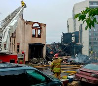 Fire destroys synagogue in Duluth, Minn.