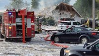 Maine fire captain identified in fatal propane explosion