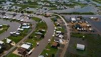 Water rescues begin as Imelda soaks east Texas