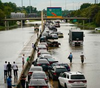 Fifth death linked to storm that walloped Houston area