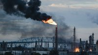 Officials: Aging, thin pipe likely cause of Philly refinery fire