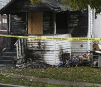3 children die, another critical after Mich. house fire