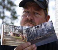 As Paradise rebuilds, a divide over safety a year after deadly Camp Fire