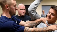 Ore. paramedics receive defense training after increased attacks