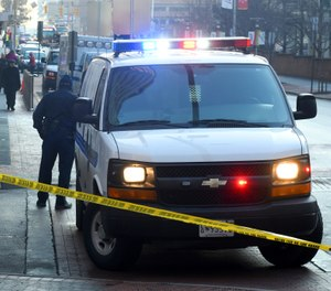 Baltimore could wrap up 2019 with its highest per-capita homicide rate on record. (Jerry Jackson/The Baltimore Sun via AP)