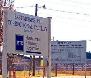 U.S. District Judge William Barbour ruled that while conditions may have previously been poor at East Mississippi Correctional Facility, there's no longer any evidence that the privately run prison is violating inmates' rights. (Bill Graham/The Meridian Star via AP)