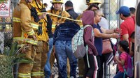 Rapid Response: First due priorities in a hazmat MCI