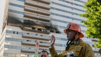 LA fire revives push for sprinklers in older high-rises
