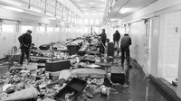 What causes a prison riot?