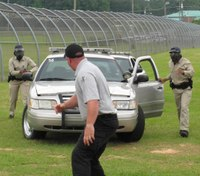 'I've got your 6': The value of officer intervention training