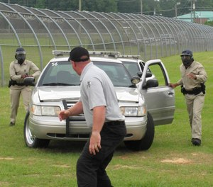 """We need to expand police training to include """"use of intervention"""" training. (AP Photo/Jeffrey Collins, File)"""