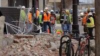 Strong earthquake shakes Utah, rattles frayed virus nerves