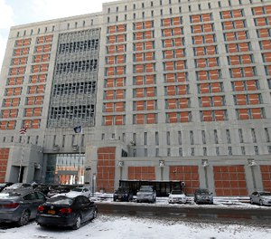 The federal Bureau of Prisons announced on Saturday, March 20, 2020, that an inmate at the federal jail has tested positive for COVID-19.