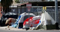 Billions in virus aid aim to shelter, test the homeless
