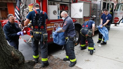 1 year later: Looking back at how the fire service navigated the COVID-19 crisis