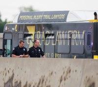 Police kill gunman who hijacked Dallas-area bus
