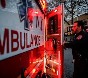 EMS workers — who worked mandatory 12-hour tours and saw their caseloads soar during the pandemic — say financial relief would have been a better acknowledgement of their contributions.