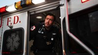 Video: First responders share their stories of returning to work after virus recovery